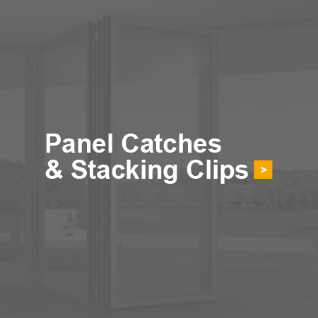 Panel Catches & Stacking Clips