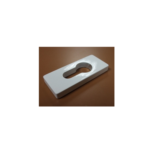 911081 Square 5mm Escutcheon Plate
