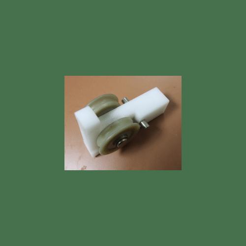 912006 Bottom Polyamide Block For Sliding Posts