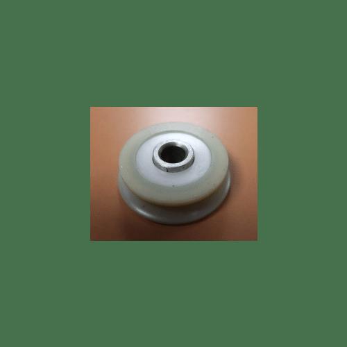 914520 White Wheels For MK1 & 2 Running Gears / Sliding Posts
