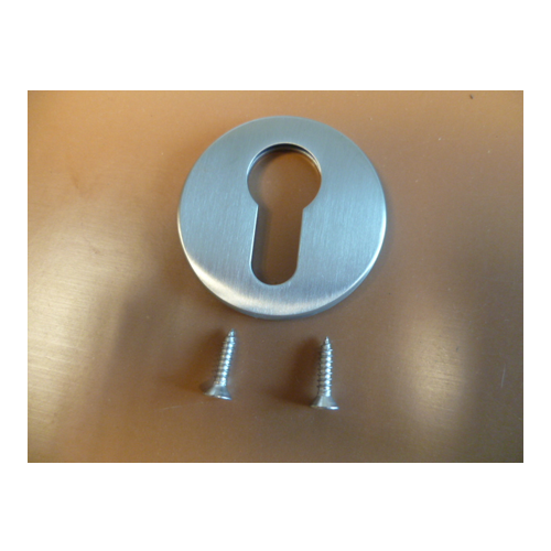 850296 Stainless Steel Escutcheon Plate