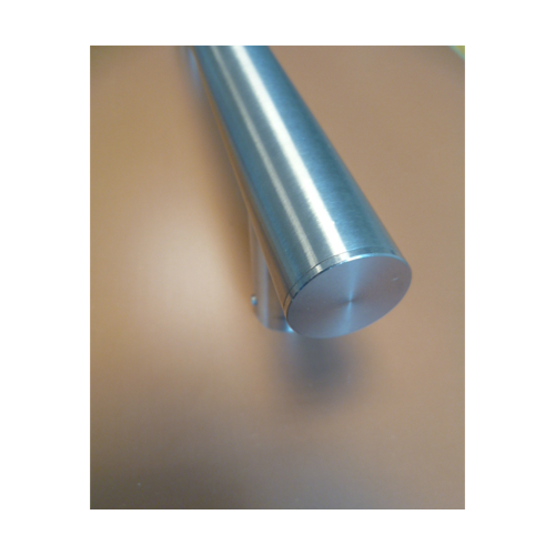 850467 Straight Stainless Steel Feature Handle