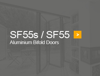 SF55s Bifold Doors