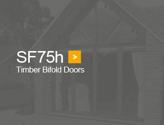 SF75h bifold doors